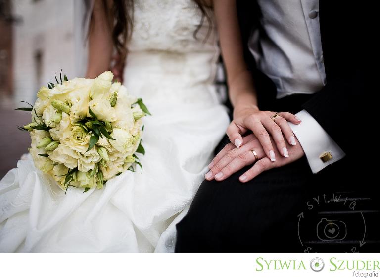 Agneiszka Nicklas wedding picture