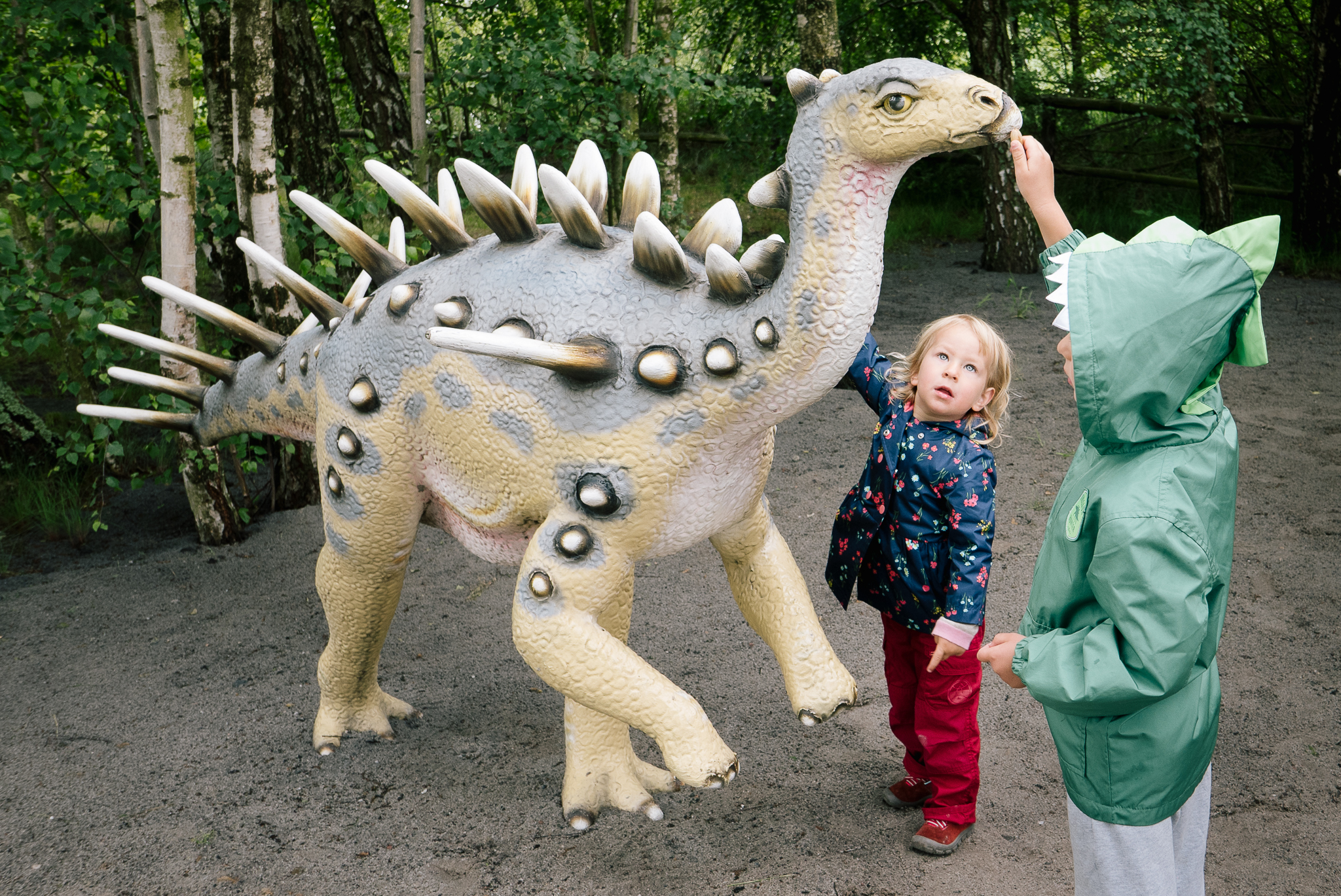 dinozaury Park Łeba