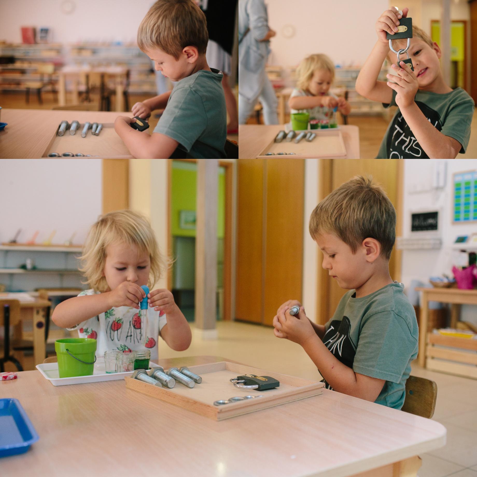 zdjęcia w przedszkolu