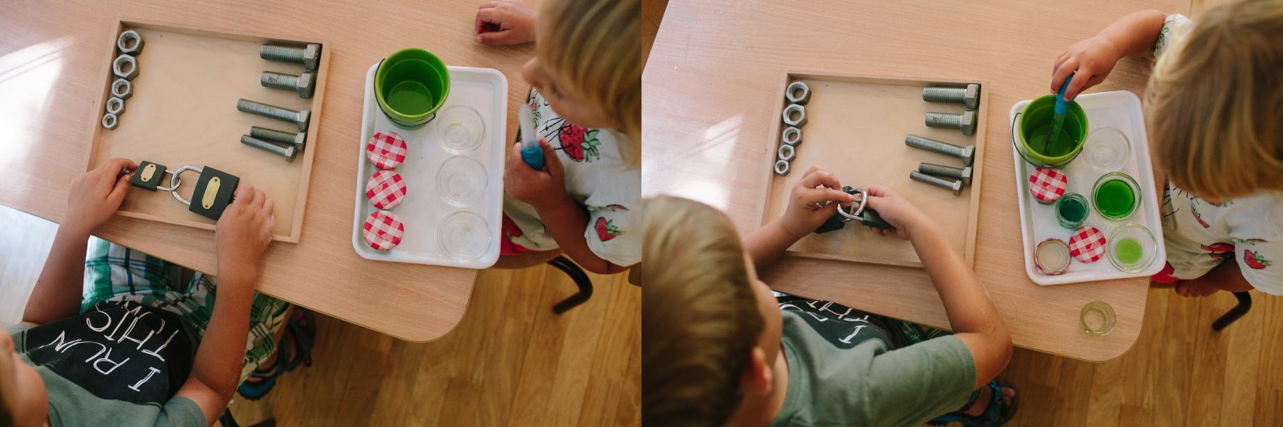 pomoce Montessori